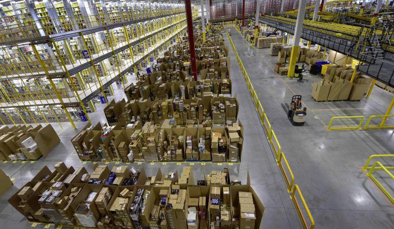 Amazon Necesita Al Menos 50000 Metros Cuadrados Para Ubicarse En