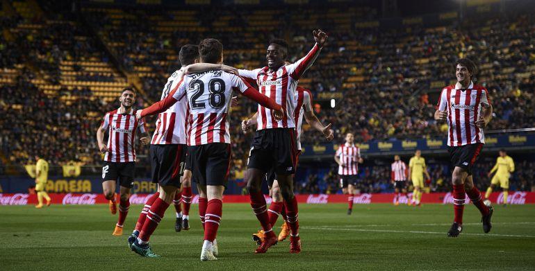 Villarreal Athletic Liga  Triunfo del Athletic en el regreso soñado ... a496ae9fc47de