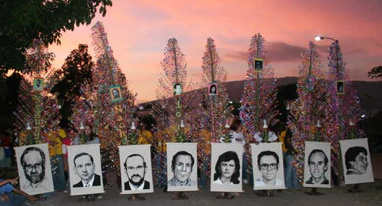 Mártires salvadoreños