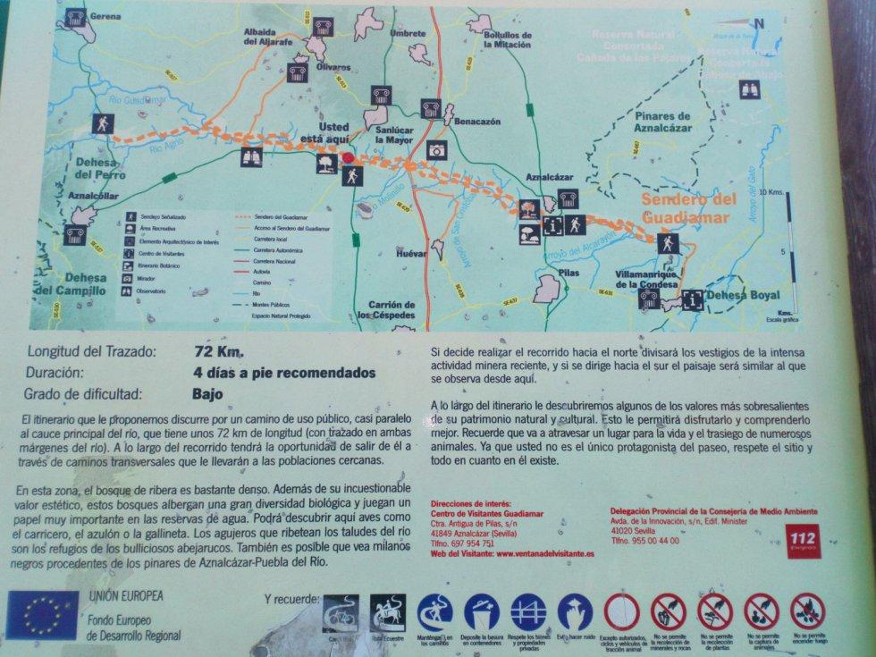 20º aniversario de la rotura de la mina de Aznalcóllar: Así está el Guadiamar veinte años después del vertido