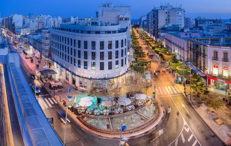 El Centro De Almería Es Uno De Los Menos Caros De España Para Vivir