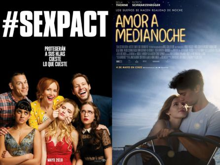 """#Sexpact"" y ""Amor a medianoche"""