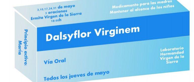 Dalsyflor Virginem Para Rezar La Flor De Mayo En Moral De Calatrava