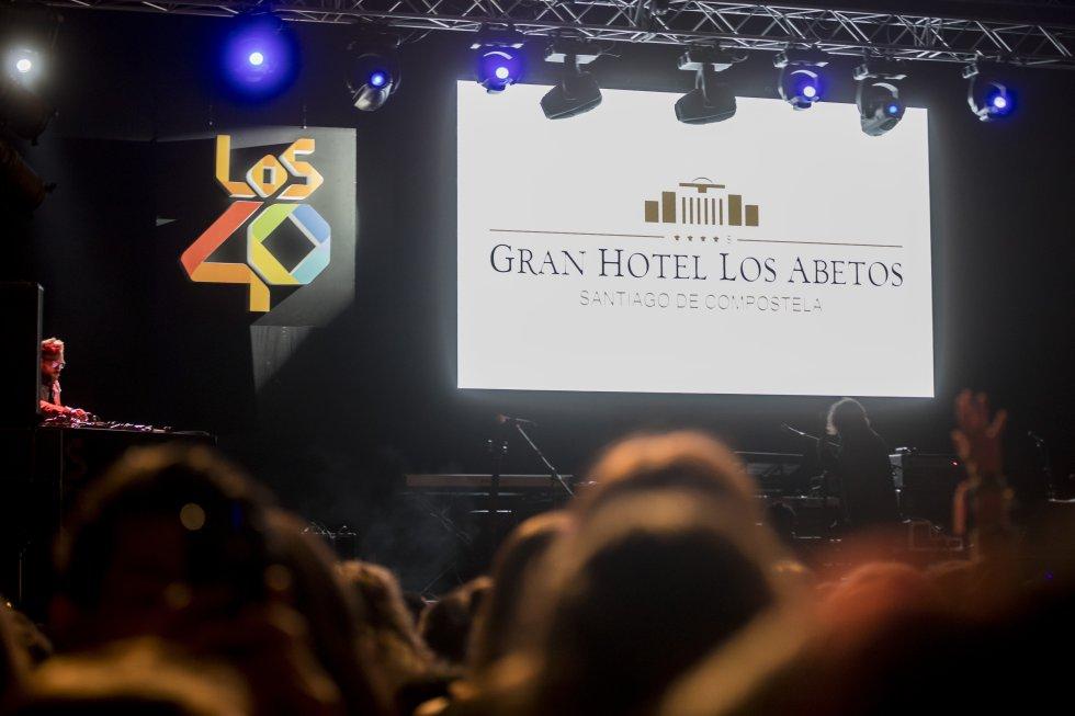 Los40 Stage Ascensión 2018, Santiago