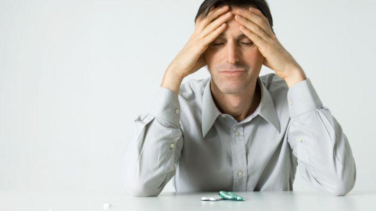 Hipotensión intracraneal dolor de cabeza trueno