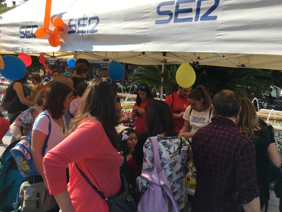 Actúa Murcia cuenta con numerosas actividades de animación para los más pequeños