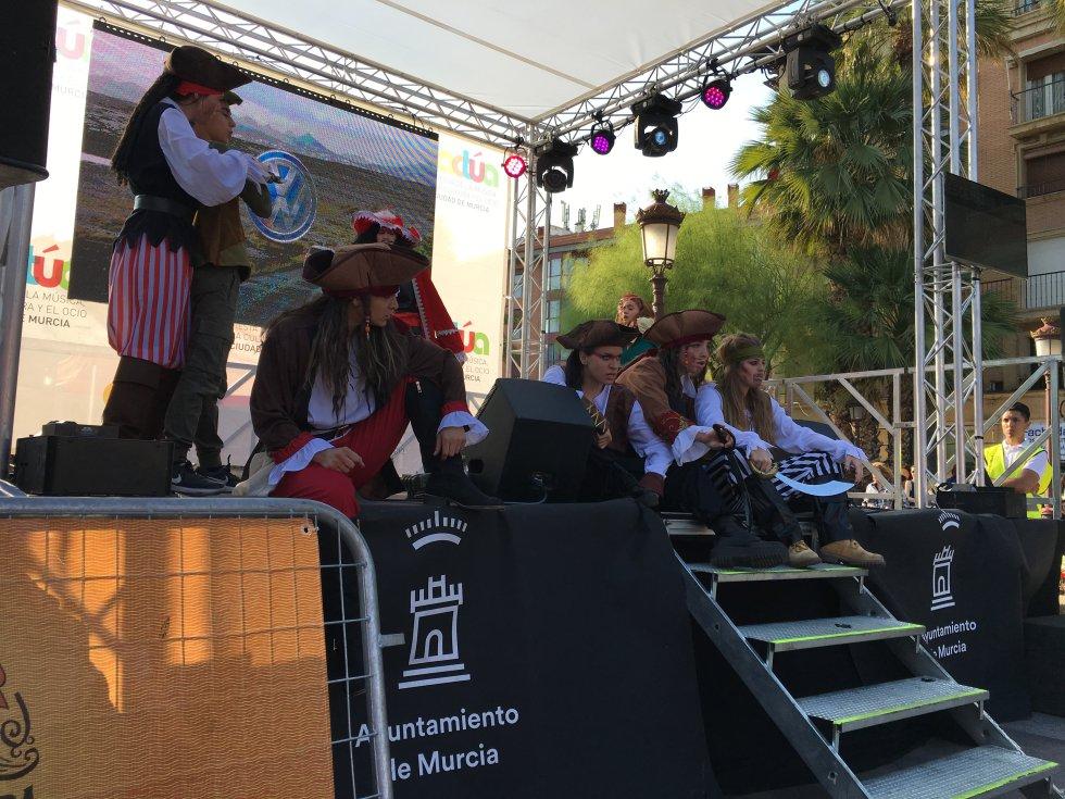 Actuación de la Dance School Murcia (2)