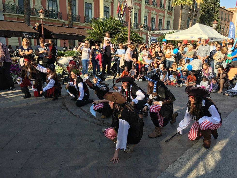 Actuación de la Dance School Murcia (3)