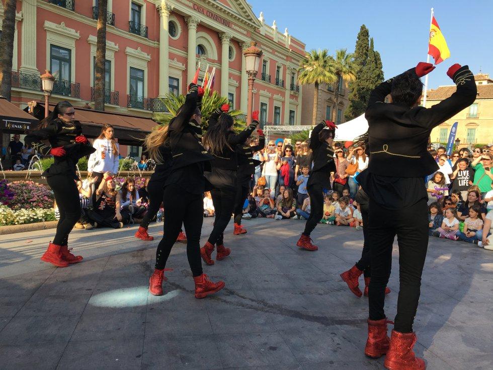 Actuación de la Dance School Murcia (4)