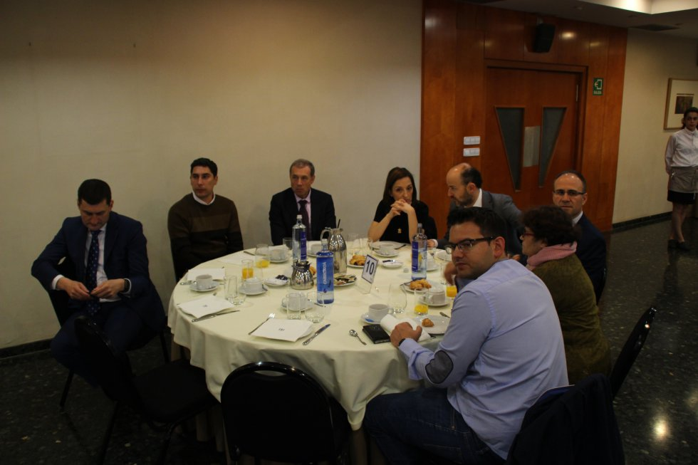 """Las imágenes de la tercera jornada """"Mirando por Cuenca"""" con Marcos de Quinto"""