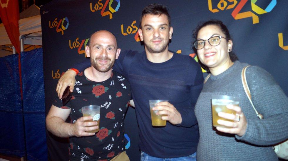 Aquí tienes las mejores imágenes de 'LOS40 POP Toledo 2018'