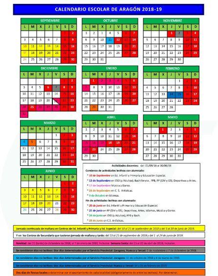 Calendario Escolar Valladolid.Un Curso Escolar Plagado De Puentes Festivos Radio Zaragoza