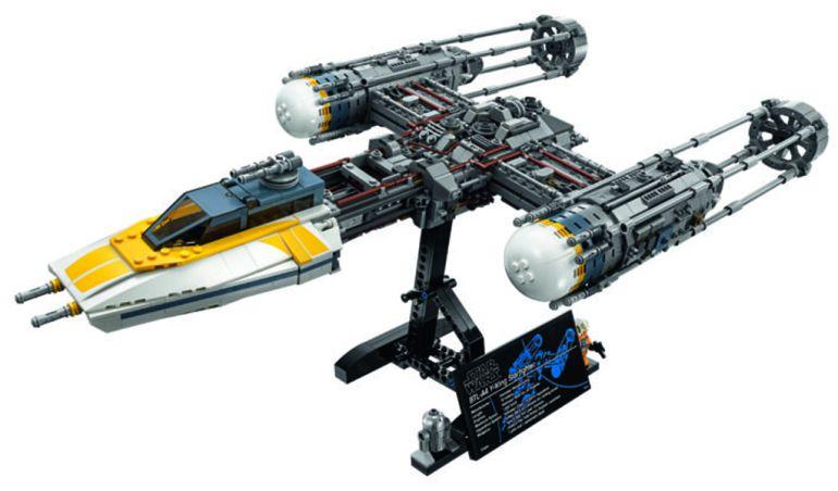 Recreaciones de Star Wars o Parque Jurásico con LEGO en Fuenlabrada ...
