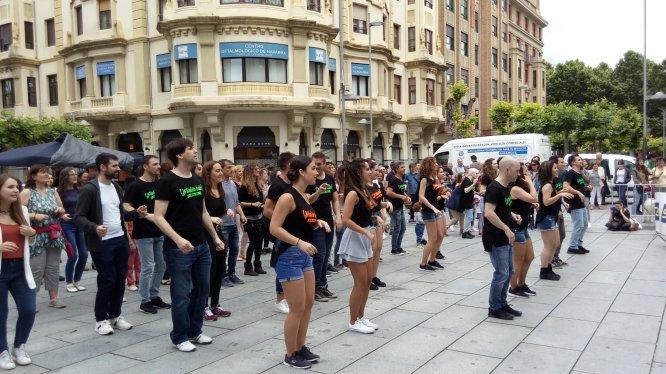 Imágenes Actúa Pamplona 2018