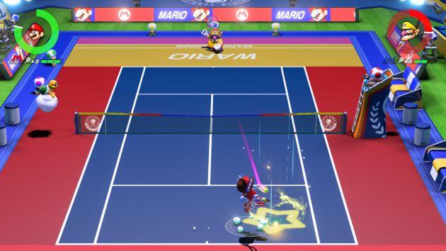 07d5bafbc1 Mario Tennis Aces, simpáticas raquetas en compañía | SER Madrid Sur ...