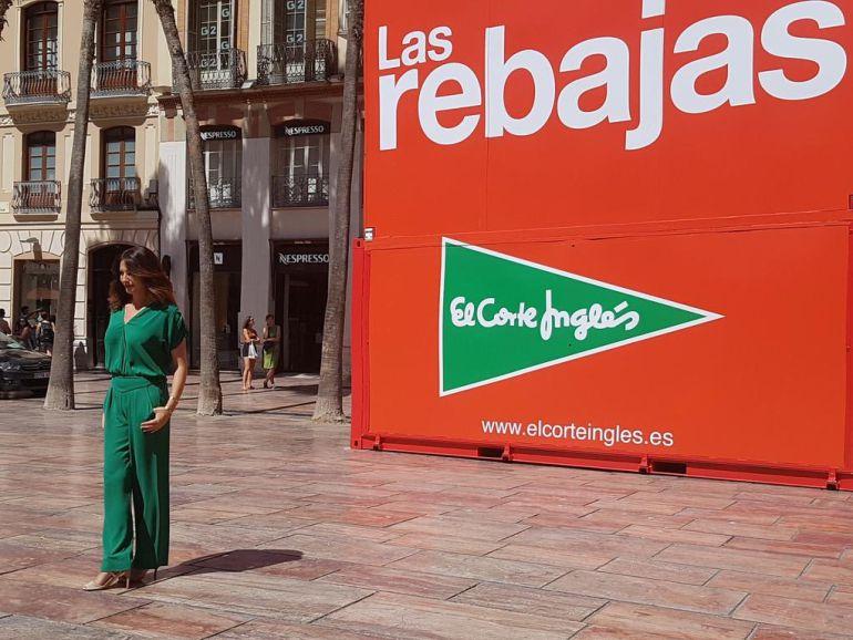 Las Rebajas De El Corte Inglés El Corte Inglés Presenta En Málaga Sus Rebajas De Verano Ser Málaga Hora 14 Málaga Cadena Ser