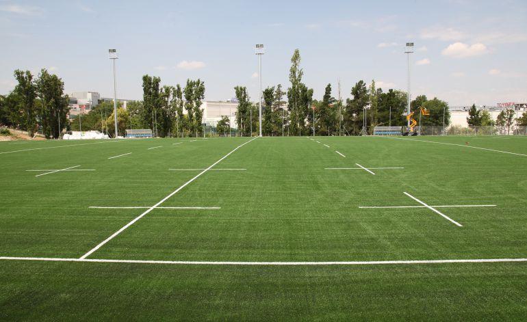 Cuenta Atrás Para Estrenar El Nuevo Campo De Rugby De Las
