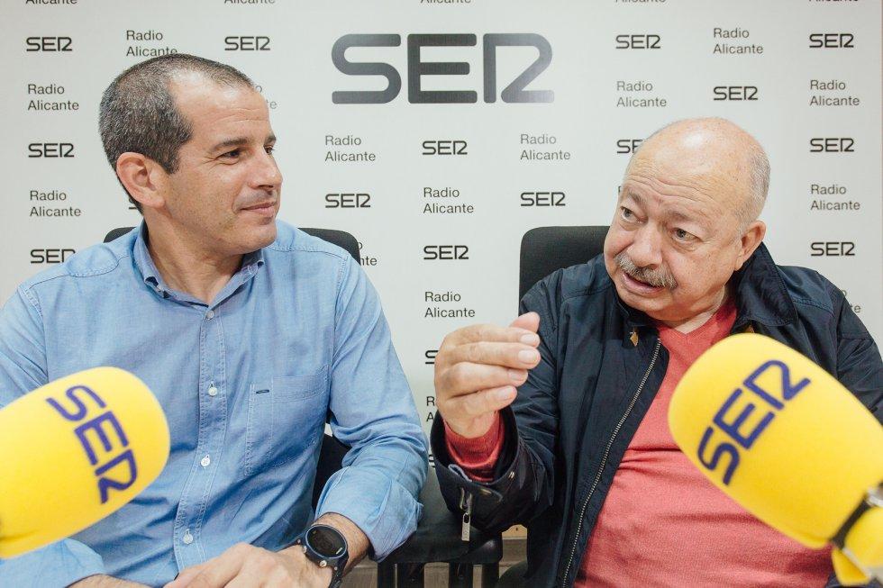 Vicente Hipólito vuelve a Radio Alicante