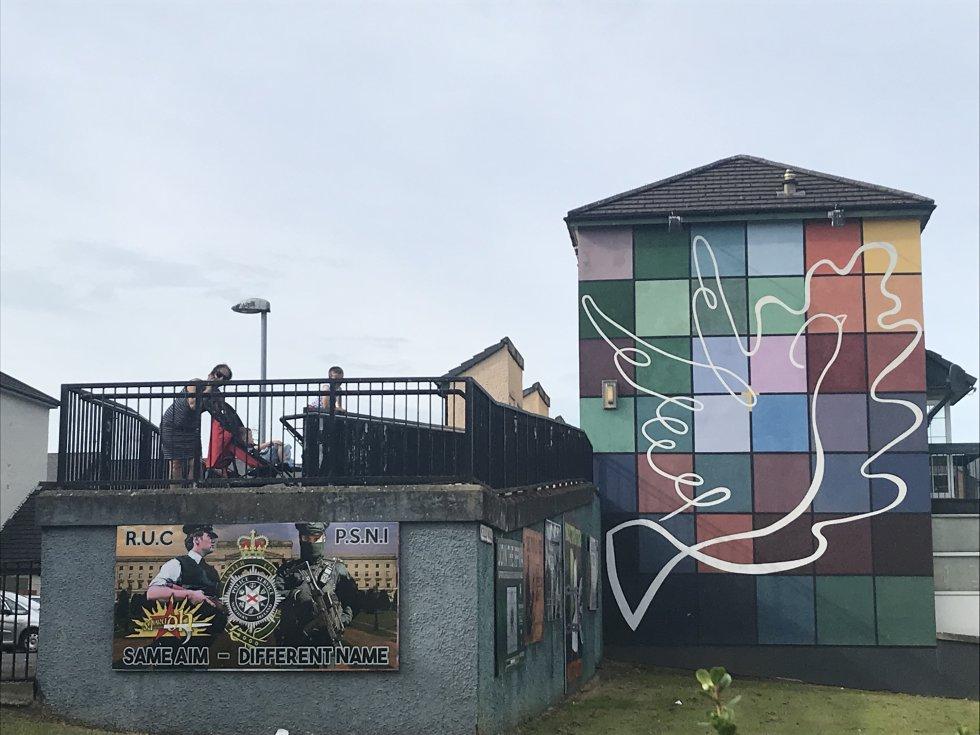 Visita a Irlanda del Norte
