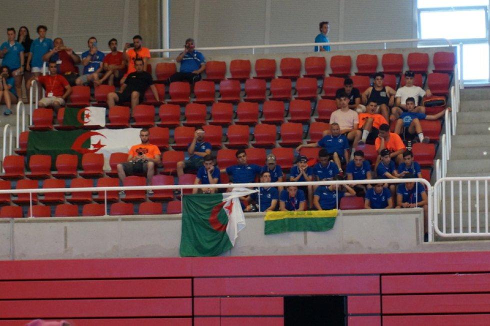 Torneo de balonmano internacional de Elda: FOTOGALERÍA | XVII Elda Handball Cup - Presentación (I)