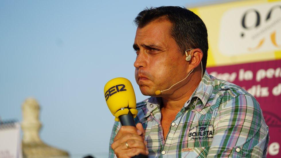 Sergio Marín ganó pero sufrió lo suyo ante unos grandes rivales, como recoge esta imagen en un momento de la final del Doctorado Honoris Cadiz