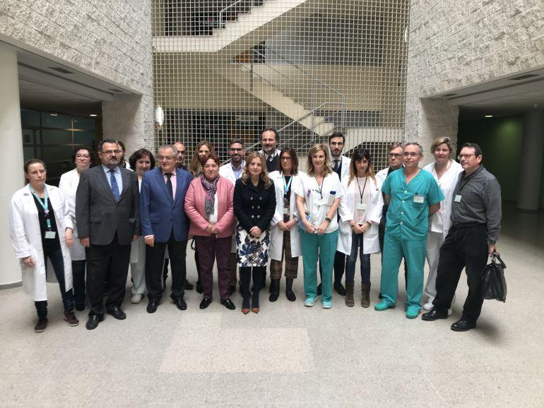 4ccbbb5db La Junta licita las obras del hospital Materno Infantil
