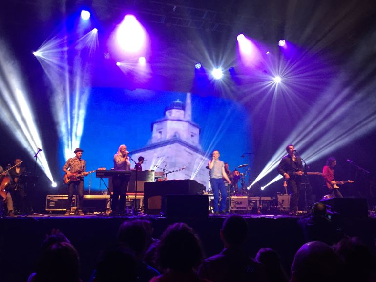Belle and Sebastian en el Noroeste