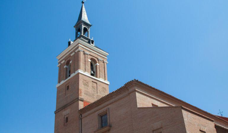 Resultado de imagen de Iglesia San salvador leganes