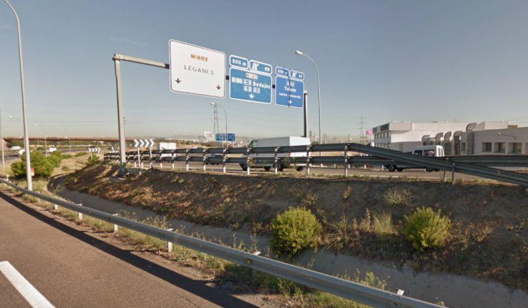 La M-45 en Leganés y Getafe, a la cabeza del tráfico regional ...