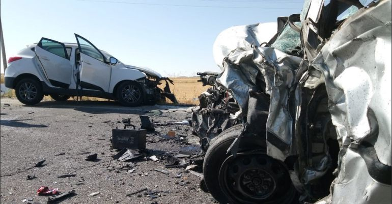 El accidente ha ocurrido en la M-112