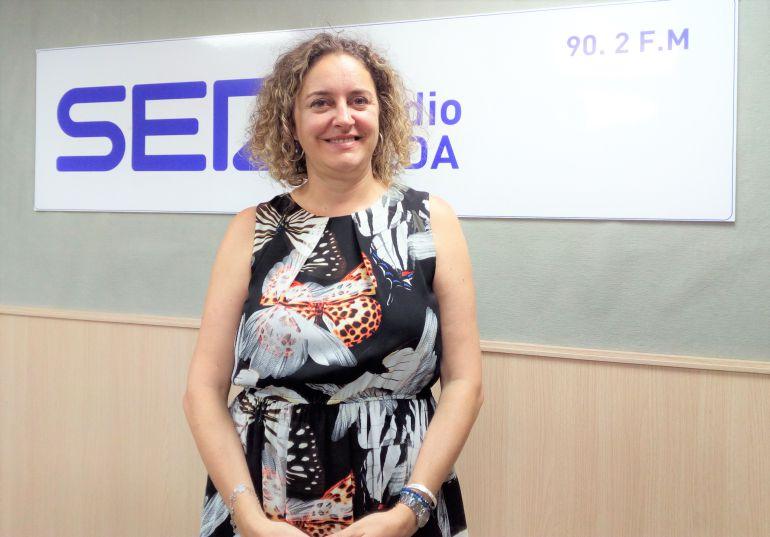 Susana Esteve, pregonera de las Fiestas Mayores de Elda