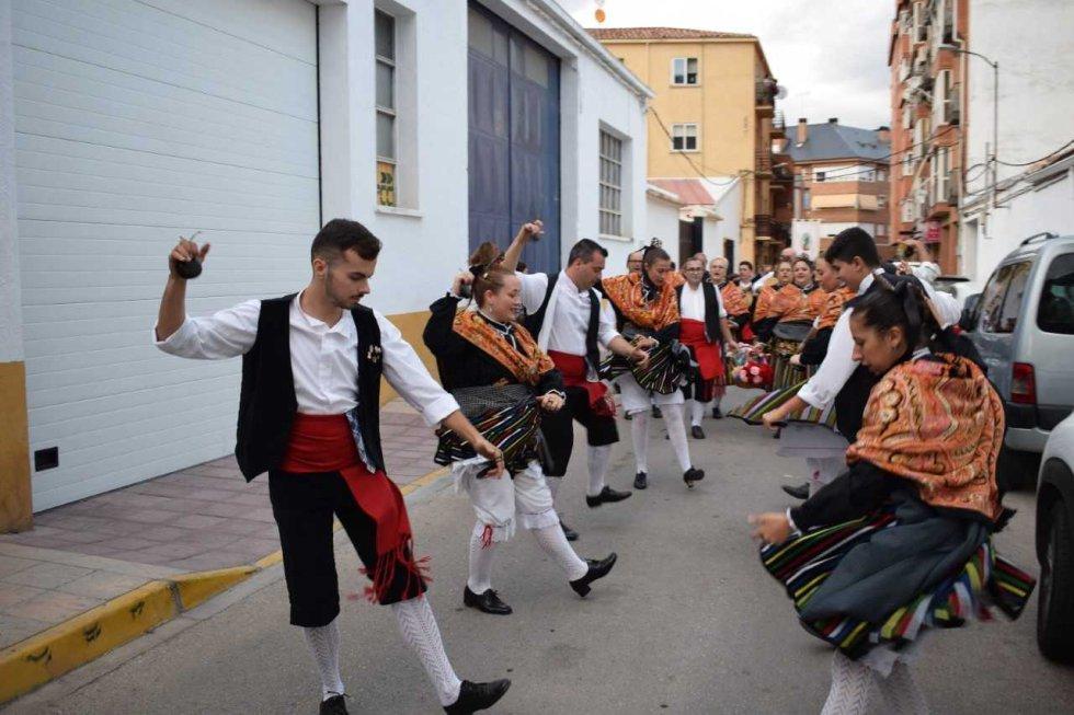 Fiestas Tarancón 2018: Momentos multitudinarios en los primeros días de fiesta en Tarancón