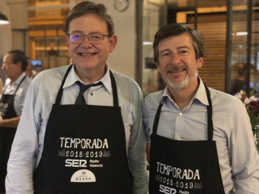 Radio Valencia presenta su nueva temporada entre fogones