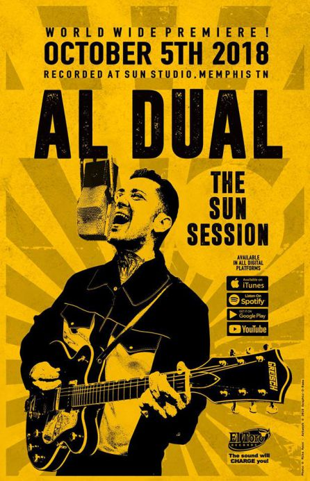 Al Dual lanza 'The Sun Session'