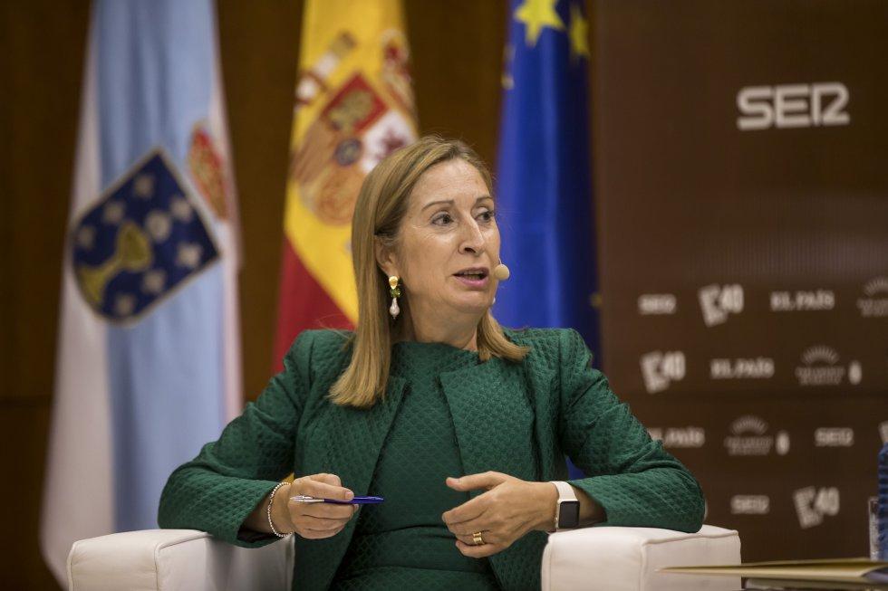 La presidenta del Congreso, Ana Pastor.