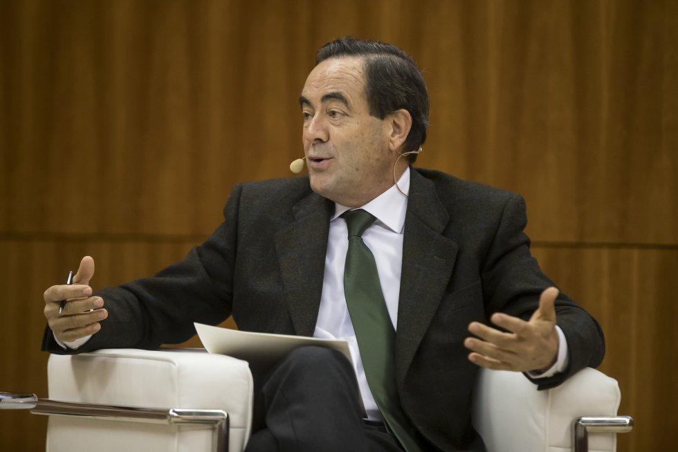 El ex-presidente del Congreso, José Bono.