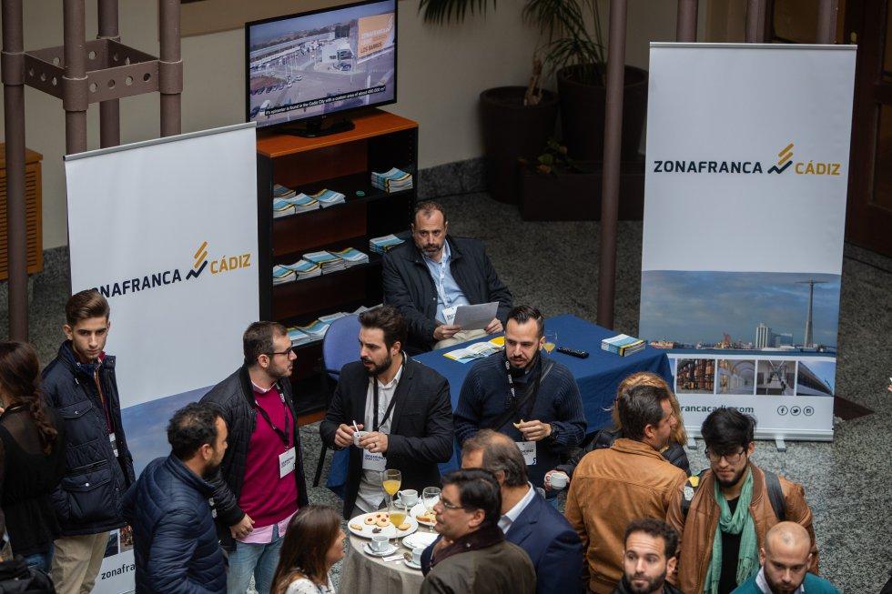 El público asistente despide Branding Day hasta su próxima edición en Cádiz