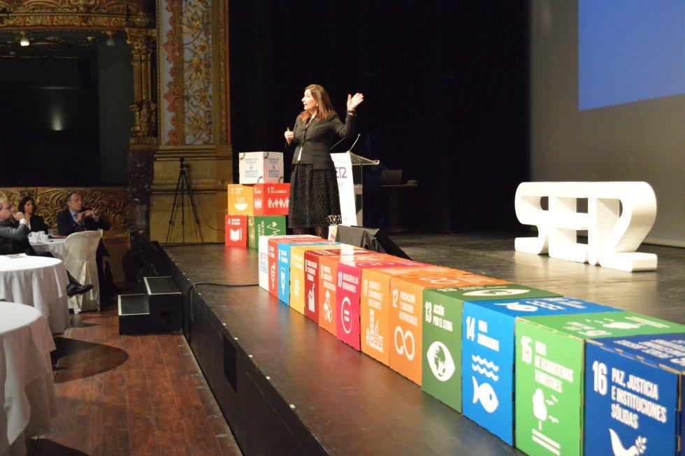 Meritxel Ripoll, Directora de Responsabilidad Social Coorporativa de CaixaBank