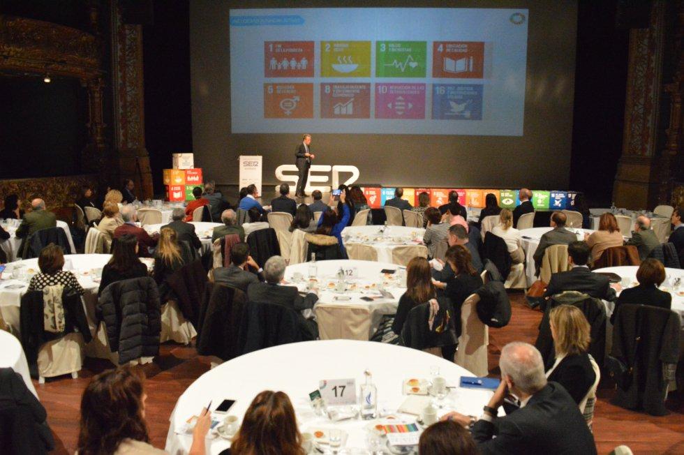 La Cadena SER en Euskadi con los Objetivos de Desarrollo Sostenible: Galería fotográfica: Las empresas vascas y los ODS