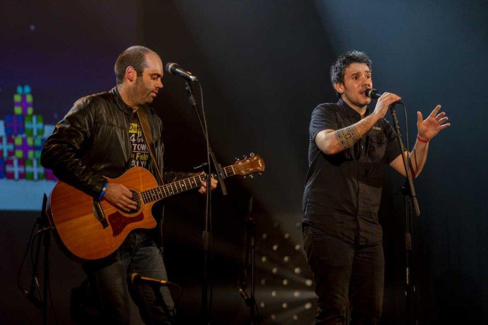 Una nit perfecta per escoltar en directe dues cançons del nou disc de Jordi Ninus