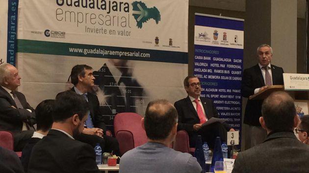"""Alejandro Blanco: """"Guadalajara es hoy la ciudad española que más invierte en deporte"""""""