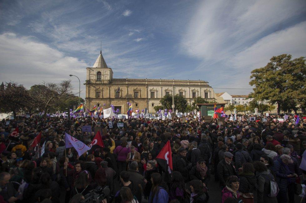 Investidura en el Parlamento andaluz
