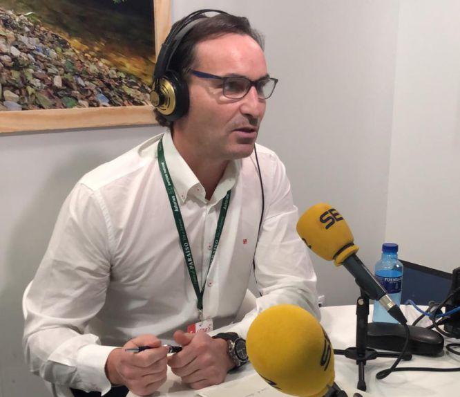 El gerente de Divertia Gijón, Jorge González-Palacios, explica en SER Gijón y SER Avilés las propuestas para la ciudad en 2019
