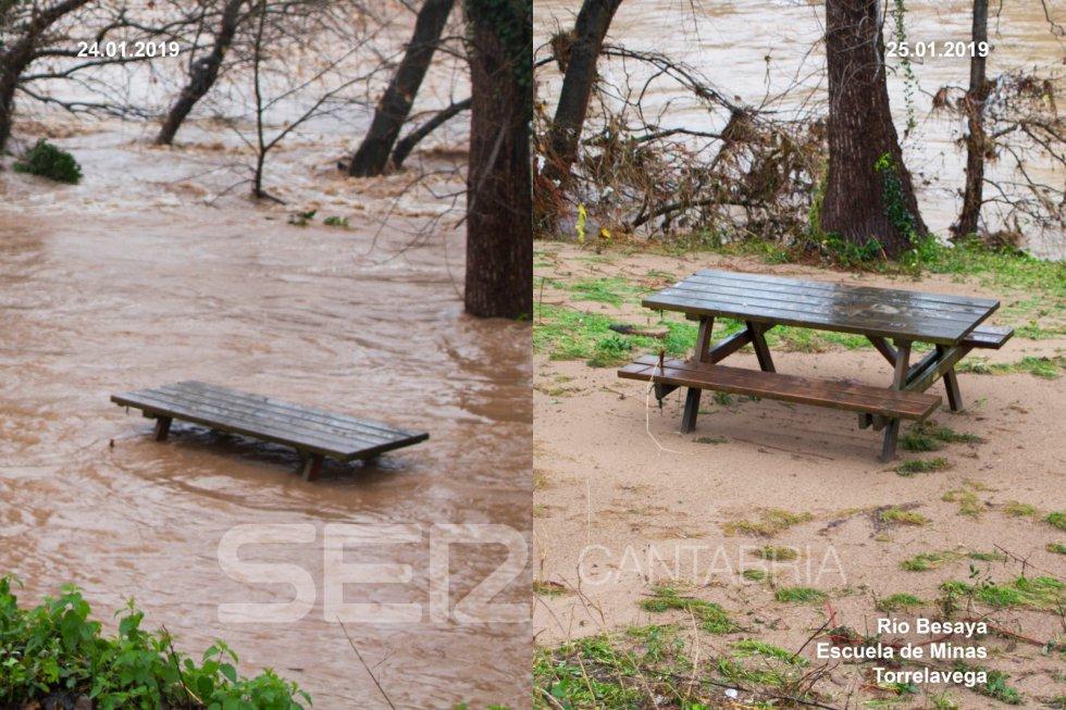 Fotogalería   Las huellas de la riada