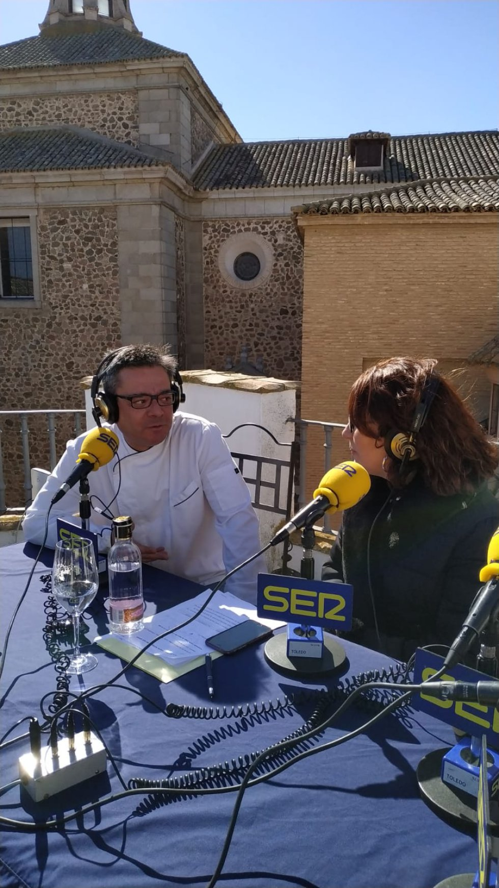 FOTOGALERÍA | Hoy por Hoy Toledo desde la casa de Paco de Lucía