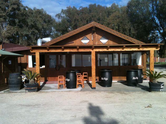 Restaurante Casa Mané, en Palmones