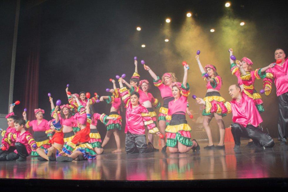 FOTOGALERÍA   XX Festival Fallero de Playbacks de Elda