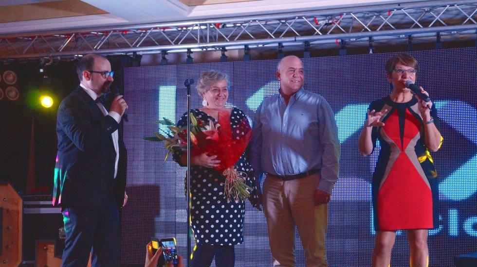 Aquí tienes las mejores imágenes de la cena de gala 'Enamorados 19' en Toledo