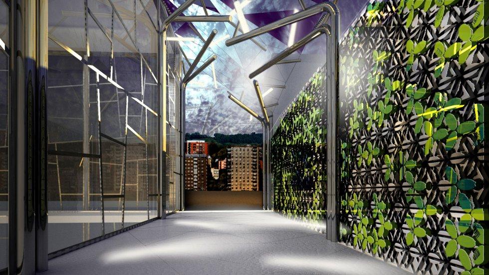Así serán los nuevos accesos del Euskalduna