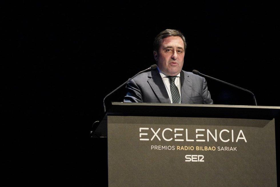 Juan carlos Matellanes, presidente de ABAO-OBOE.